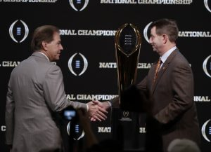 Tigers-Tide dominance a problem? Swinney not apologizing | Test