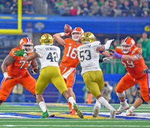 Tigers' offensive line hoping for better showing against Tide | Test