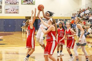 Seneca girls use huge second quarter run to top Warriors | Test