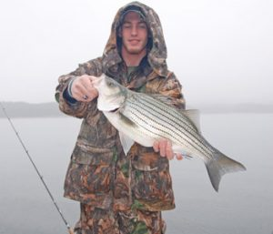 Outdoors: Make the best of rainy winter fishing | Test