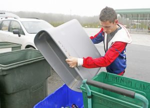 Oconee recycling centers busier after holidays | Test
