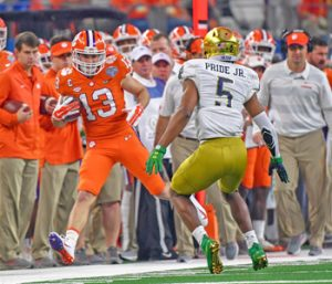 Clemson's Renfrow looks to finish strong against Tide | Test