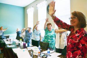 CU offering fall prevention program for seniors | Test