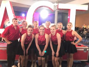 HotFoot cloggers audition for 'America's  Got Talent' | Test