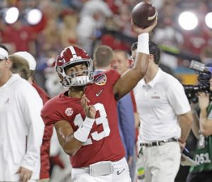 Tagovailoa presents big test for Tigers' defense | Test