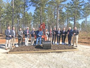Walhalla officials break ground on new water treatment plant | Test