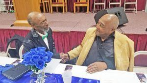 Baptist brotherhood president remembers the night King died