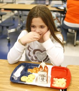 Oconee, Pickens school lunch officials react  to federal scaling back of school lunch standards | Test