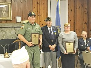 Law enforcement officials honored at annual dinner ceremony