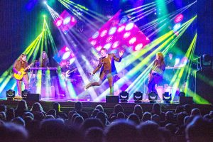 Queen tribute singer joins Black Jacket Symphony tonight | Test