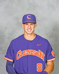 Clemson briefs: Tigers' Davidson named to Golden Spikes watch list | Test