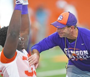 Clemson opens spring practice with a fresh start | Test