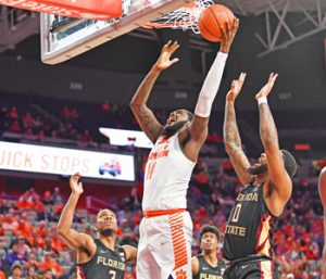 Tigers look to get back on track against Boston College   Test