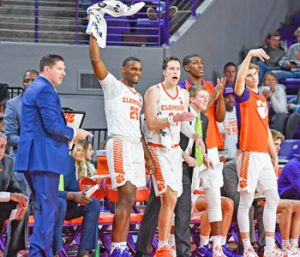 Tigers look to even ACC record against Virginia Tech