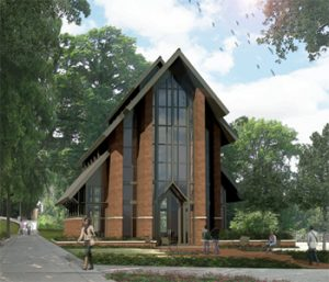 Clemson to break ground on chapel in May | Test