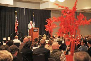 Mayor, university president speak at annual program | Test