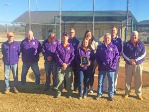 Clemson Parks and Recreation Department earns state award