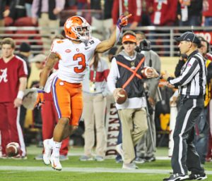 Clemson's Rodgers suffers torn ACL | Test