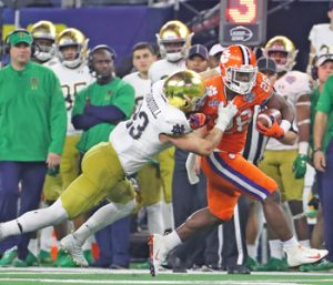 Tigers' Feaster 'all in' for spring camp | Test