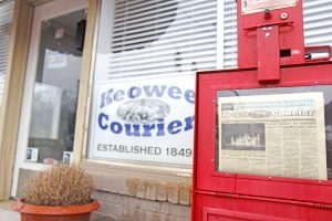 Keowee Courier, Westminster News to merge with The Journal | Test