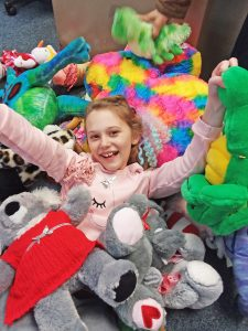 9-year-old collects stuffed animals for police to give to kids | Test