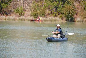 Outdoors: Kayak bass fishing — not your standard bass tournament | Test