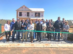 Officials cut ribbon on new Central subdivision | Test