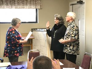 Meeks takes West Union council oath | Test