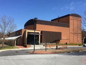 Brooks Center theater to reopen Monday | Test