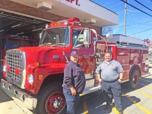 Central considering upgrading fire trucks