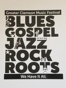 Clemson Music Festival announces T-shirt design winner | Test