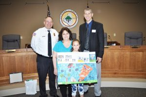 Walhalla Elementary student named overall winner of tornado poster safety contest | Test