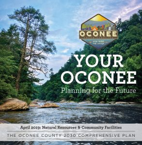 Have your say in Oconee's future