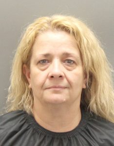 Woman arrested on multiple meth charges