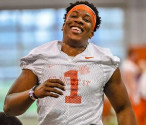 Tigers' Henry made most of redshirt year