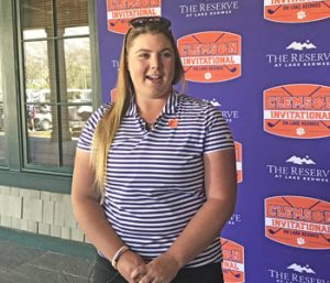 Clemson's Hewson playing inaugural Augusta event | Test