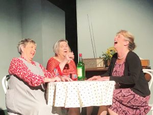 Bad for tomatoes, good for comedy —  Oconee Community Theatre show opens tonight | Test