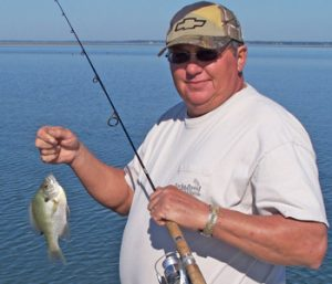 Outdoors: Weekend full moon a good time to fish for bream