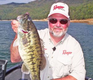 Outdoors: Take your pick for Lake Jocassee bass   Test