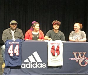 Warriors' Parker signs with North Greenville | Test