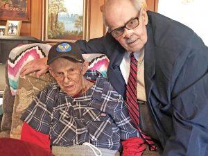 Oconee WWII  vet turns 100 | Test