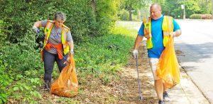 Seneca police organize first litter pickup event | Test
