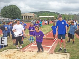 Hundreds participate in annual Special Olympics | Test