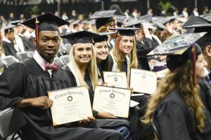 Clemson holds spring graduation exercises | Test
