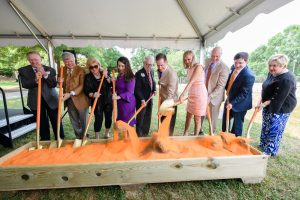 Clemson University breaks ground on campus chapel