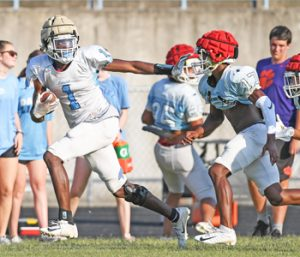 Lions close out spring with strong scrimmage | Test