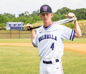 Walhalla's Hanvey excels as shortstop, pitcher