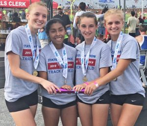 Area standouts nab titles on first day of state meet | Test