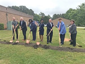Groundbreaking held for Voc Rehab office expansion | Test