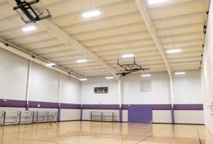 Officials say third gym needed for increased demand | Test